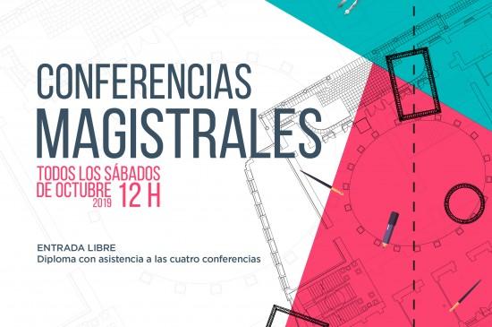 Conferencias magistrales - Imagen