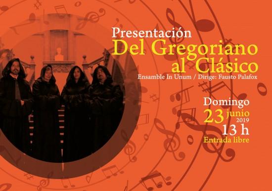 Presentación Del Gregoriano al Clásico - Imagen