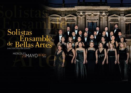 Solistas Ensamble de Bellas Artes - Imagen