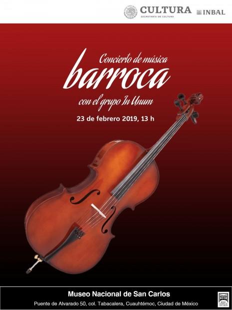 CONCIERTO DE MÚSICA BARROCA - Imagen