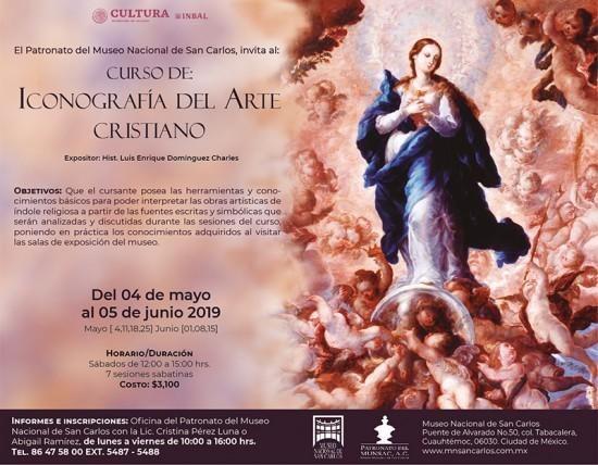 Curso de Iconografía del arte cristiano - Imagen