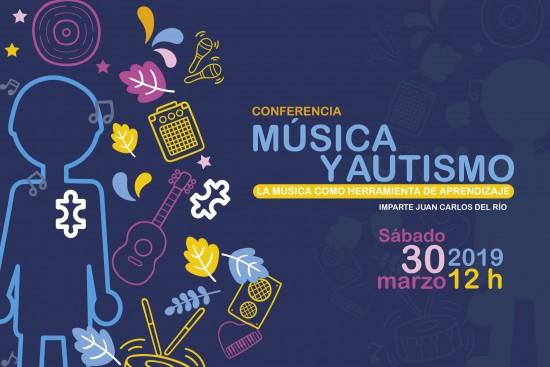 Conferencia Música y autismo - Imagen